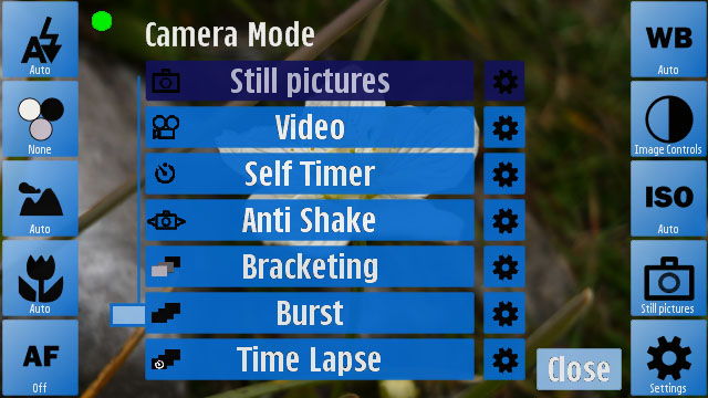 MobWheel com - CameraPro: fast and easy to use camera app